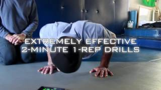 Steve Maxwell's Two-Minute / One-Rep Workout