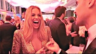 Oscar Magic With Margot Robbie!!!