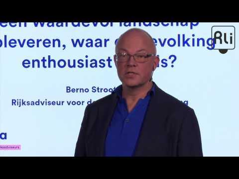 Reactie Berno Strootman, rijksadviseur voor de fysieke leefomgeving, 8 nov. 2016
