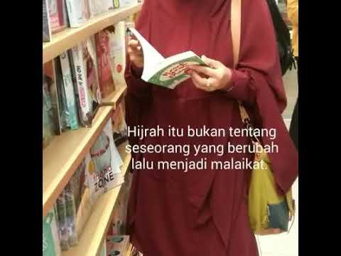Hijrah menjadi seorang muslim muslimah sejati