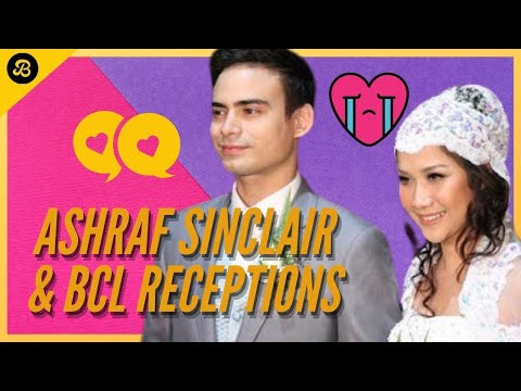 Video Ashraf Sinclair Bunga Citra Lestari Majlis Wedding