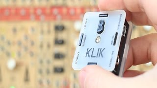 KLIK - analog audio sync