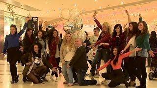 Flashmob Proposal At Scotland