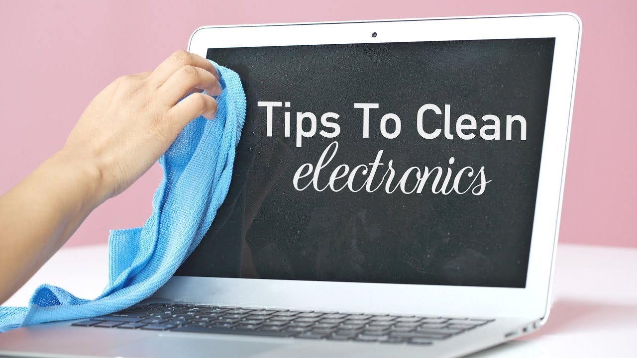 3 Reasons All Electronics Should Be Cleaned
