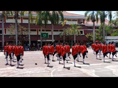Lomba Baris Berbaris 2019 UMBY - Tim SMA 1 Sedayu