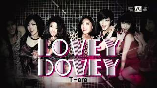 [MP3] T-ara - Lovey Dovey