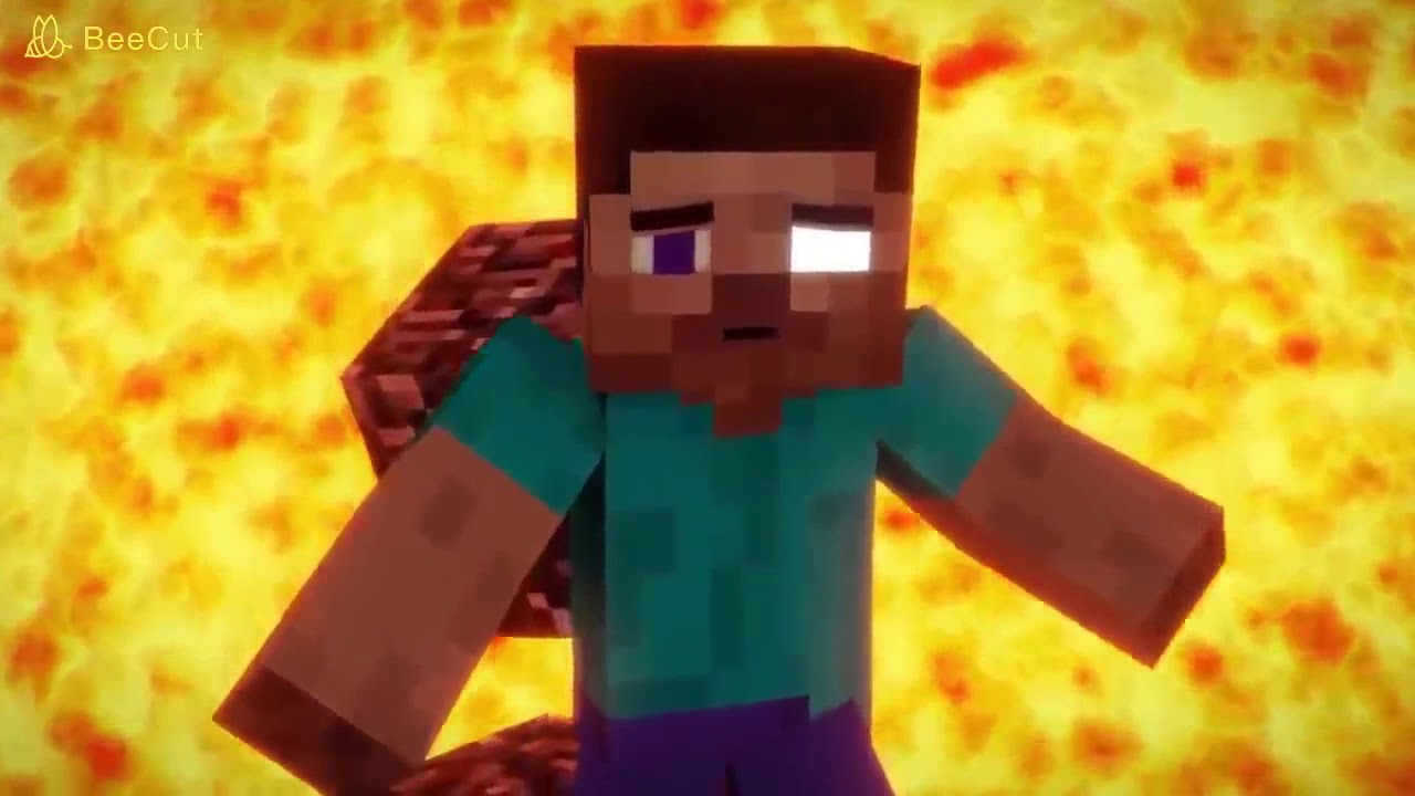 "Minecraft song ""Believer""best song 10"
