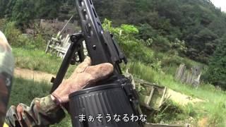 生存率0%なサバゲー ログ2 大阪グリーンキャニオン 2016/10/02 thumbnail