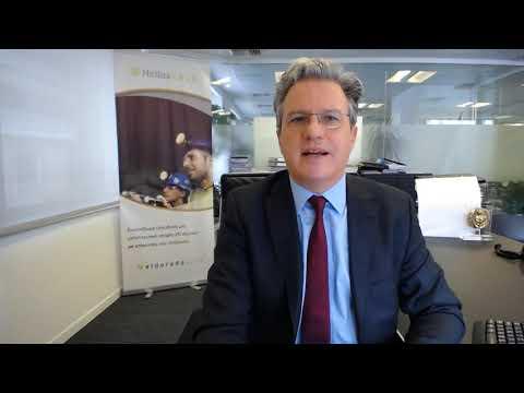 Χρήστος Μπαλάσκας, Αντιπρόεδρος, Γενικός Δ/ντης Ελλάδος Eldorado Gold Corporation