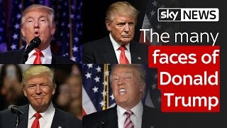 Donald Trump: His Words And Body Language