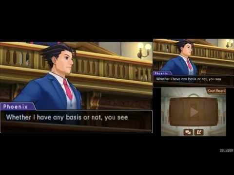 Phoenix Wright: Dual Destinies #25 - The Cosmic Turnabout ~ Trial, Day 2 (2/2)