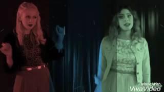 """Сериал Виолетта,клип """"Людмила & Виолетты"""""""