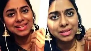 Melodious Kurai  ondrum illai by Laxmipreethi Vijay