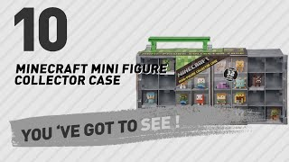 Minecraft Mini Figure Collector Case Collection // Trending Searches 2017