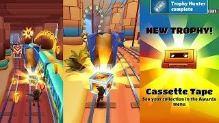 Subway Surfers Cairo: Super Mystery Box Mania and Trophy Hunter Silver Award!