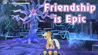 Игра Friendship is Epic (запись стрима 08.12.2018)