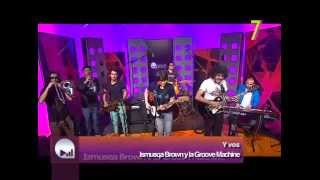 Ismusqa Brown y la Groove Machine -  Y Vos (en vivo)