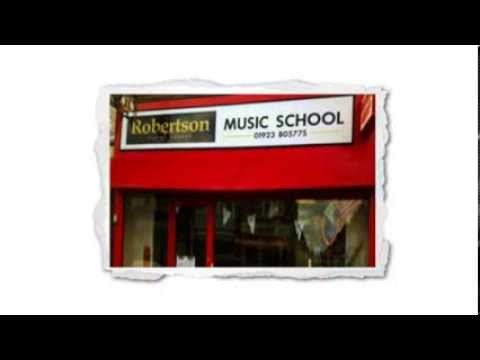 Robertson Music School And Shop of Watford