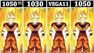 NEW GT 1030 vs 1050TI vs 1050 vs VEGA 11 | Tested 15 Games |