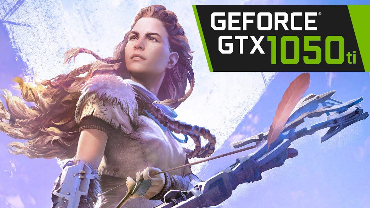 GTX 1050ti | Horizon Zero Dawn | Gameplay Test