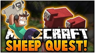 Minecraft: THE LAST SHEEP STEALER | Funny PvP MiniGames