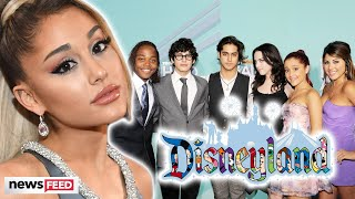 More celebrity news ►► http://bit.ly/subclevvernewsariana grande and matt bennett, aka cat robbie, just served up some adorable bff moments they even...