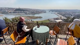 PİERRE LOTİ Tepesi Eyüp Sultan Walking  tour İstanbul Turkey