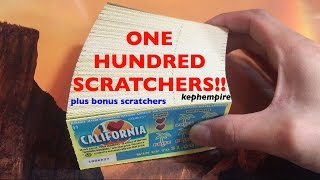 100X I HEART CALIFORNIA SCRATCHERS PLUS GRAND PRIZE!! For Giveaway Winners | Keph Empire