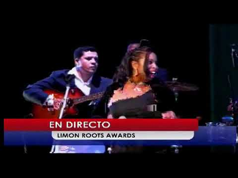 FESTIVAL AFROCULTURAL COSTA RICA 2017* LIMON ROOTS AWARDS * GRUPO GRANMA