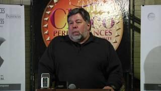 iPad Released - Steve Wozniak