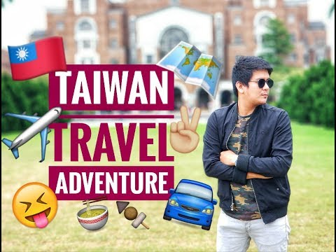 Vlog #2 Taiwan Travel Adventure