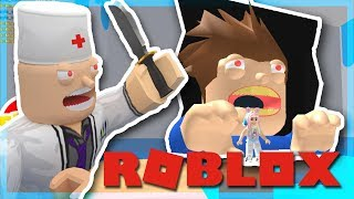 ESCAPE FROM THE DENTIST!? -ROBLOX INDONESIA