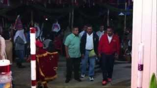 Danza de las cueras.. 2012 Quechultenango.