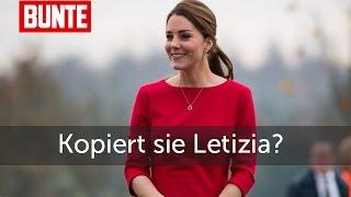 Herzogin Kate & Königin Letizia - Wer kopiert hier wen?  - BUNTE TV