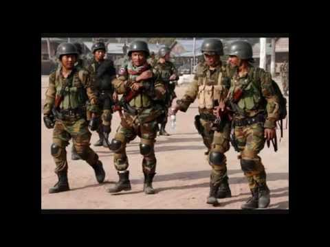 The Power Royal Cambodia armed force