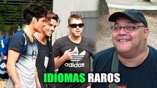 HABLANDO IDIOMAS RAROS Ft. Tiparraco