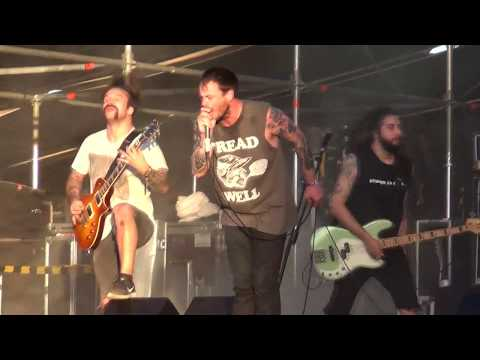 Every Time I Die - The New Black ft Liam Cormier @ Download Festival Madrid 23-06-2017 mp3