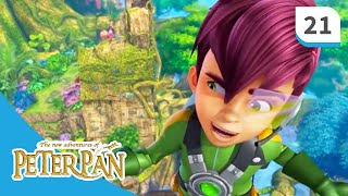 Peter Pan - Episode 21 - The Never Movie FULL EPISODE