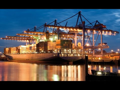 Top 10 Largest Sea Ports In  The World