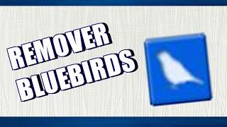 Como Remover o BlueBirds