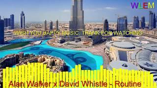 Alan Walker X David Whistle Routine.mp3