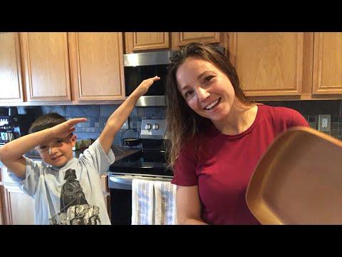 LIVE: breakfast 🍽 lets make crepes!