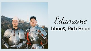 Download bbno$, Rich Brian - Edamame // 1 hour // 60 minute sounds