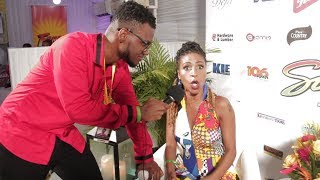 Nikki Z Bans Safaree From Her DM &  Shares Why  | Reggae Sumfest 2018