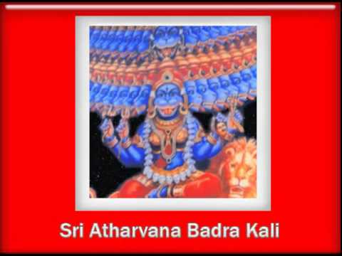 Sri Pratyangira Mantras by Krishna