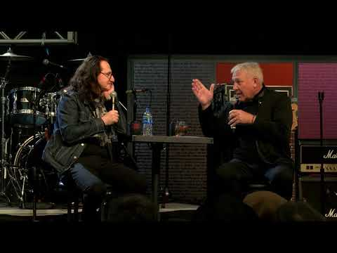 Doug Podell – The Doc of Rock Blog - Rush's Alex Lifeson Says That He Wants To Record With Geddy Lee again....