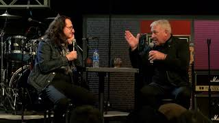 Rush Fan Day Interview with Geddy Lee and Alex Lifeson