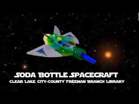 Soda Bottle Spacecraft
