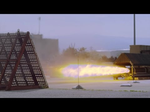 NASA Tests Rocket Powered By Paraffin Fuel