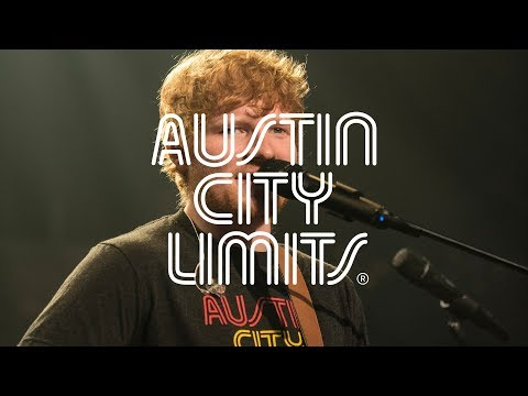 """Ed Sheeran on Austin City Limits """"Castle on the Hill"""""""
